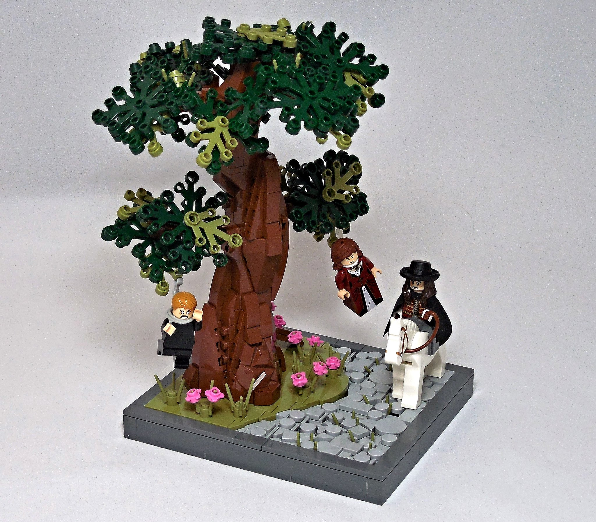 LEGO® MOC by Vitreolum: Witchfinder General