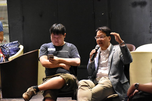 I-Tea Gathering @Quarry Bay【IT employee turns into start-up boss】
