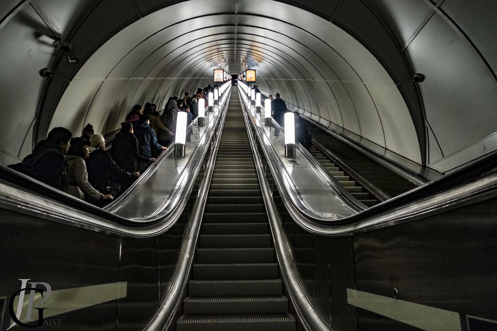 Deep Saint Petersburg Metro