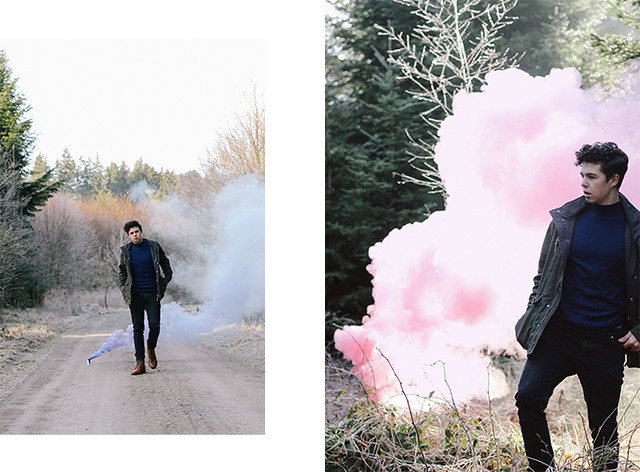 Luis3c, The Curly Head, thecurlyhead, Amelie, Smoke Shooting, Smoke Bombs, Photography, Fotografie, Rauchpatronen, Rauch Shooting, Fotoshoot