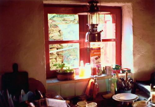 Eleni's kitchen window