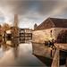 Le moulin de Moret by guillaumez.wix.com/photographie