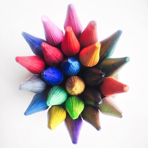 February 2 - So colourful