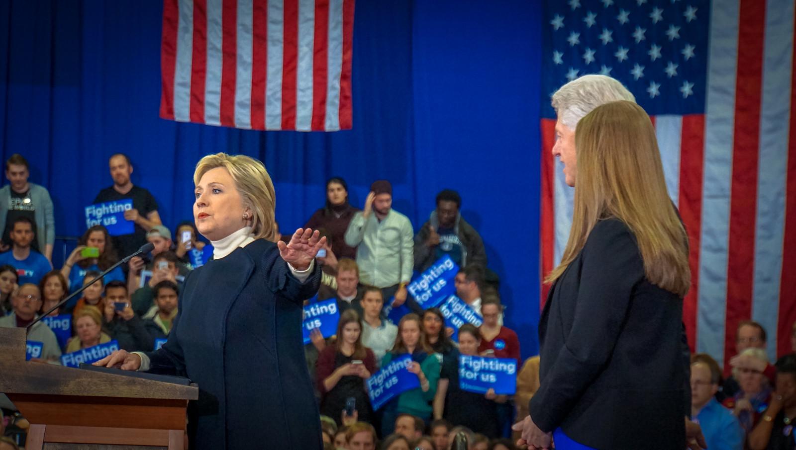 2016.02.09  Presidential Campaign New Hampshire USA 02819
