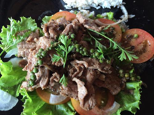 Boeuf au poivre de Kampot