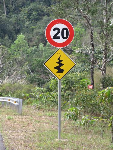 Parc National du Bokor: ça tourne et ça tourne