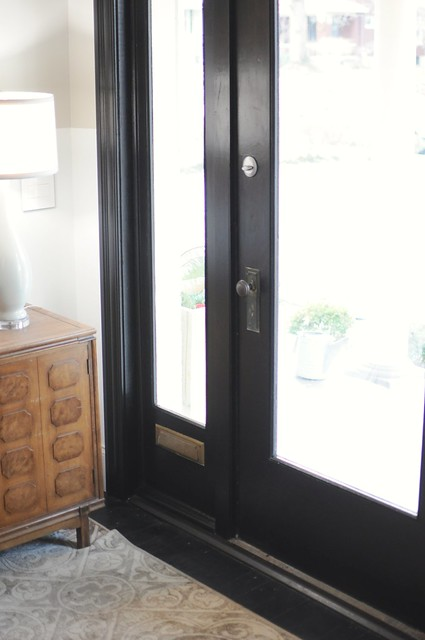 Tricorn Black Door