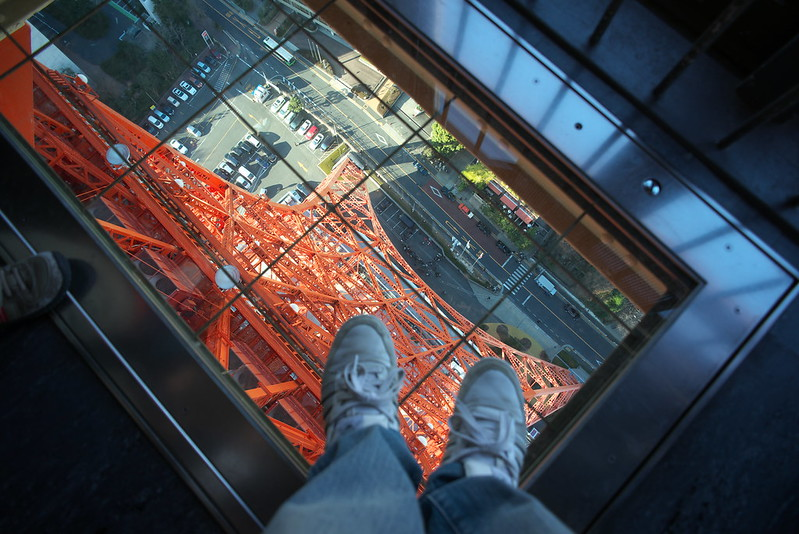 東京タワー 2016年2月7日