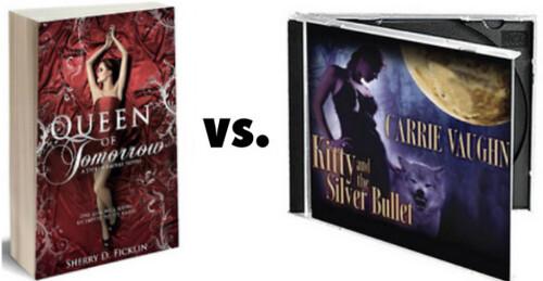 Queen of tomorrrow vs silver bullet