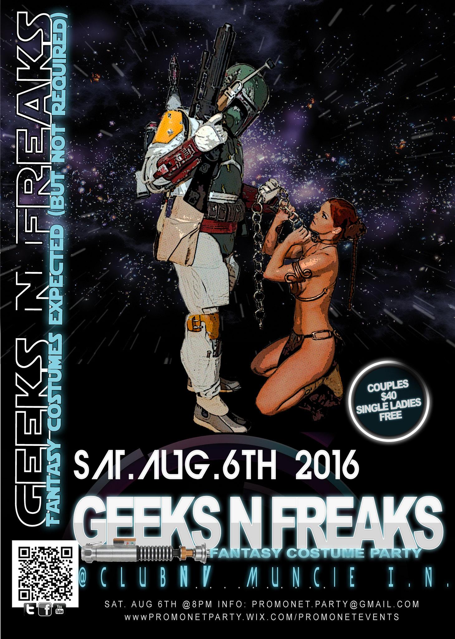 Geeks N Freaks 2016
