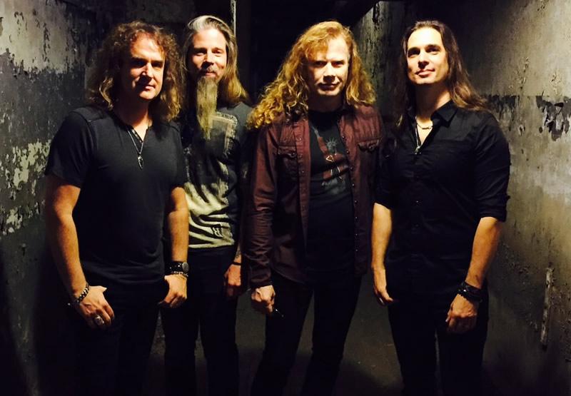 Megadeth dystopia full album