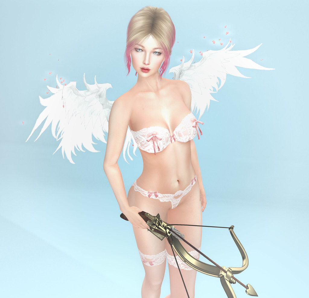 Deviant angel, Carries lingerie