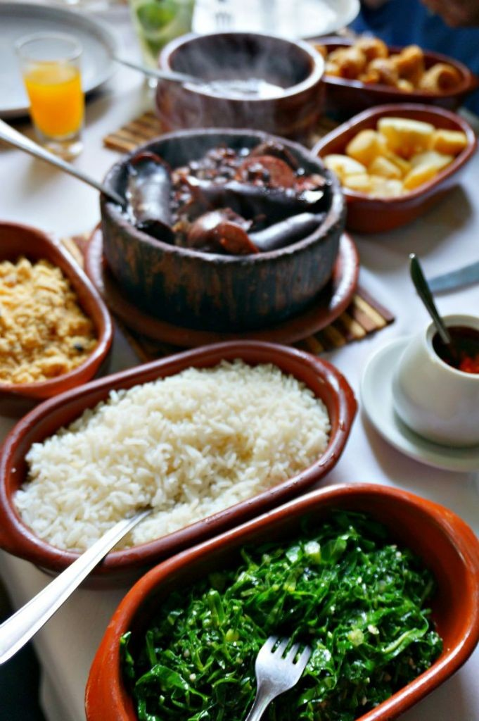 Casa da Feijoada Side Dishes