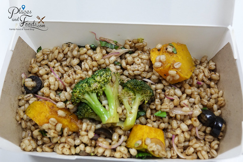 food matters pumpkin and barley salad