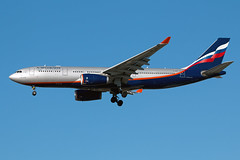 VP-BLX Aeroflot A330-200