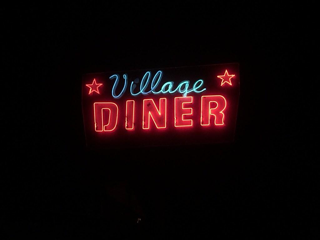 Village Diner Milford PA