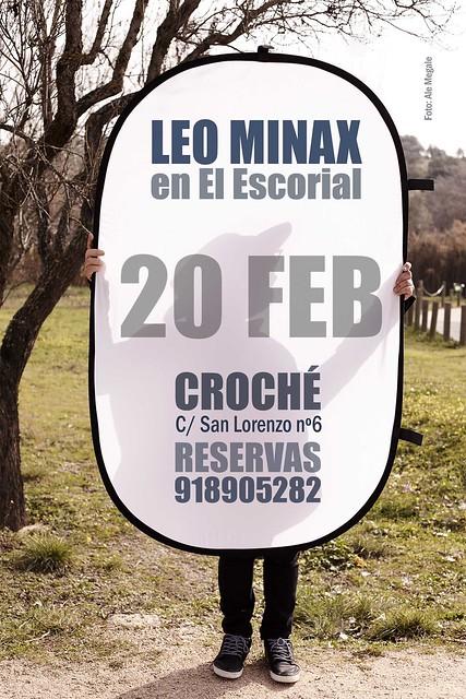 Leo Minax 20 febrero Croché