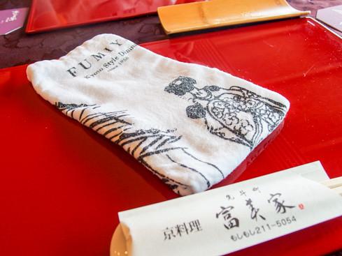 京都お土産手ぬぐい画像