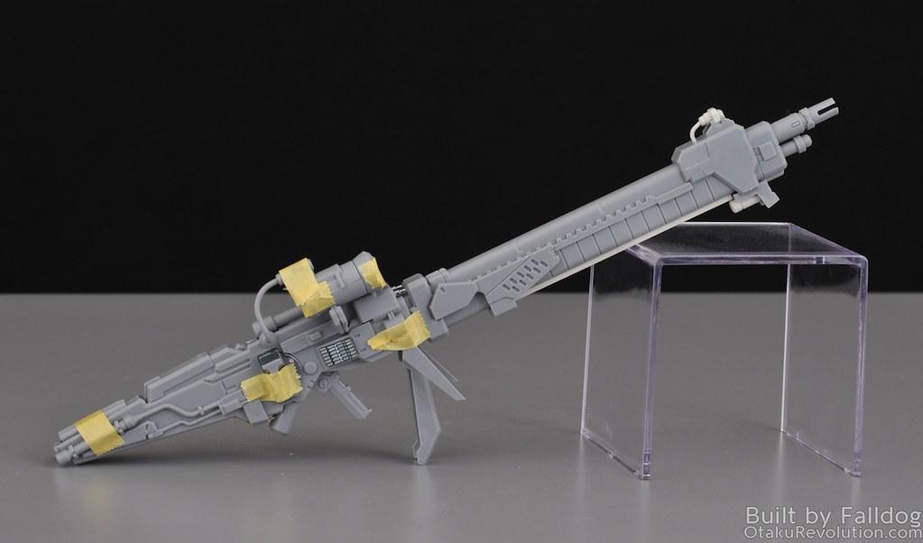 Mechanicore - Tief Stürmer Review - Limbs 12