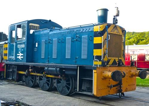 03099 British Railways shunter
