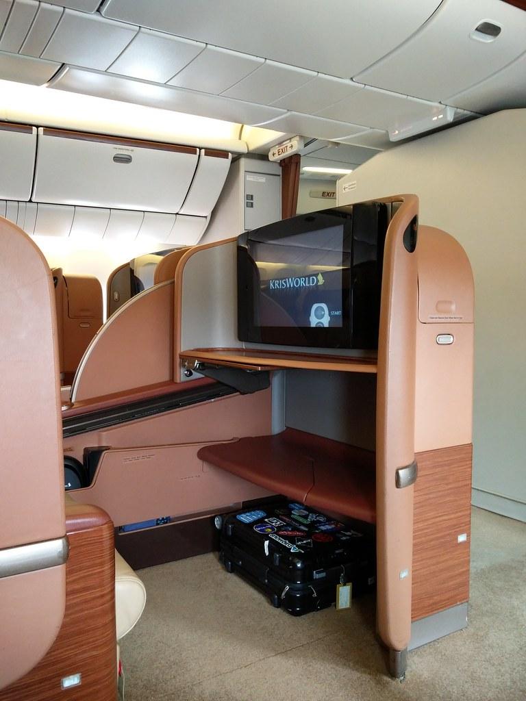 Seat 1D