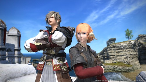 What To Expect From Final Fantasy Xiv Patch 3 2 Gears Of Change