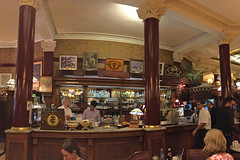 Buenos Aires - Cafe Tortoni bar