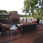 DuraLife Brazilian Cherry decking