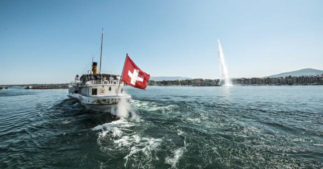 Co je v Ženevě zdarma?