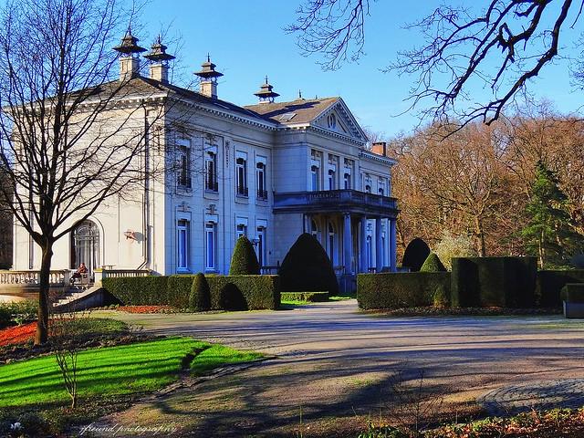Kasteel Den Brandt Wilrijk (2nd series) - Antwerp, Belgium