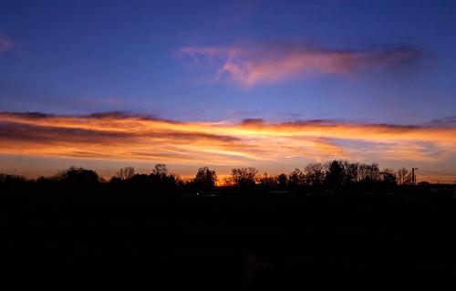 sky newyork silhouette sunrise upstatenewyork schoharie schohariecounty