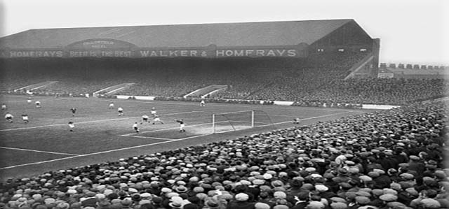picture of Maine Rd Kippax Stand