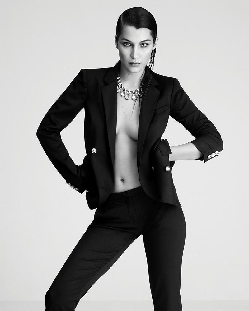 Белла Хадид — Фотосессия для «Harper's Bazaar» ES 2016 – 16