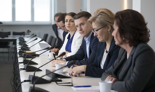 Inauguracyjne spotkanie Rady Programowej PO RP