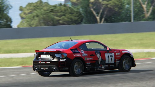 Toyota GT86 - K-one racing - 86-BRZ Race 2015 - Initial D - Assetto Corsa (3) - Copie