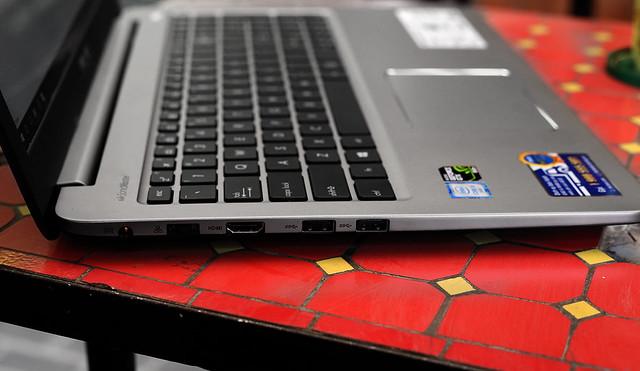Nhìn nhận những ưu – nhược điểm trên laptop ASUS K501UX - 114331