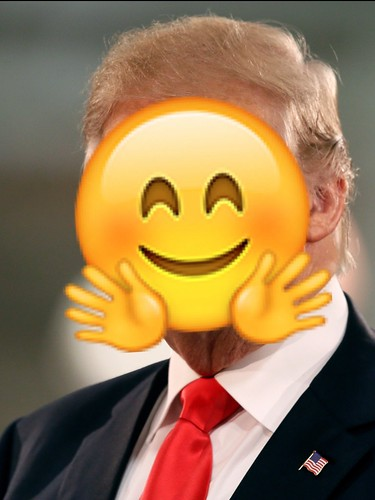 Make Tiny Hands Emoji Great Again
