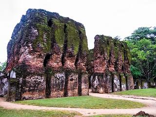 Obraz Royal Palace of King Parakramabahu.