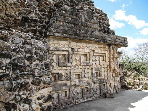 Uxmal: la Grande Pyramide