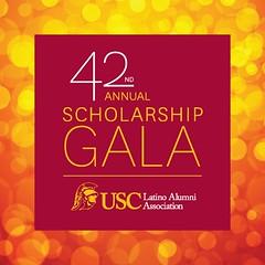 USC LAA 42nd Annual Scholarship Gala 2016-FC