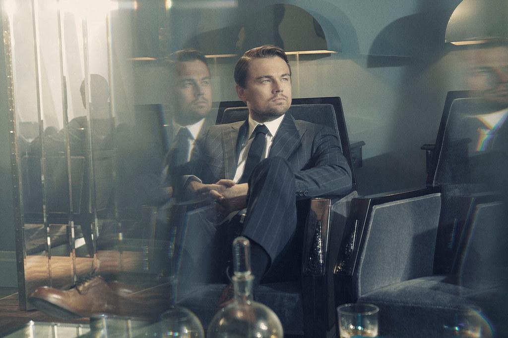 Леонардо Ди Каприо — Фотосессия для «Великий Гэтсби» 2013 – 11