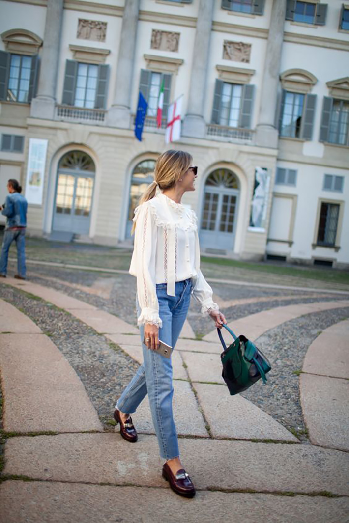 Victorian Shirts Street Style Outfits8