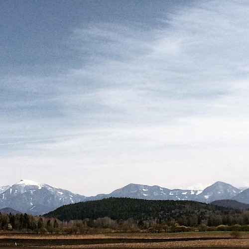 Шикарные виды из окна . Автобан А2 :).  —•.  Nice window views . Highway A2 :). #folowme #followme #creativephototeam #auto #autobahn #austria #auto #travel #autotrip #autotravel #photo #photography #travel #travelphoto #travelphotography #like4like #like