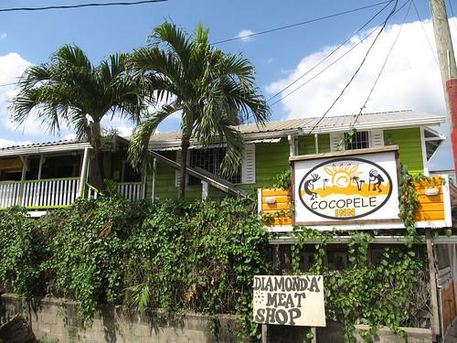 San Ignacio: notre hôtel