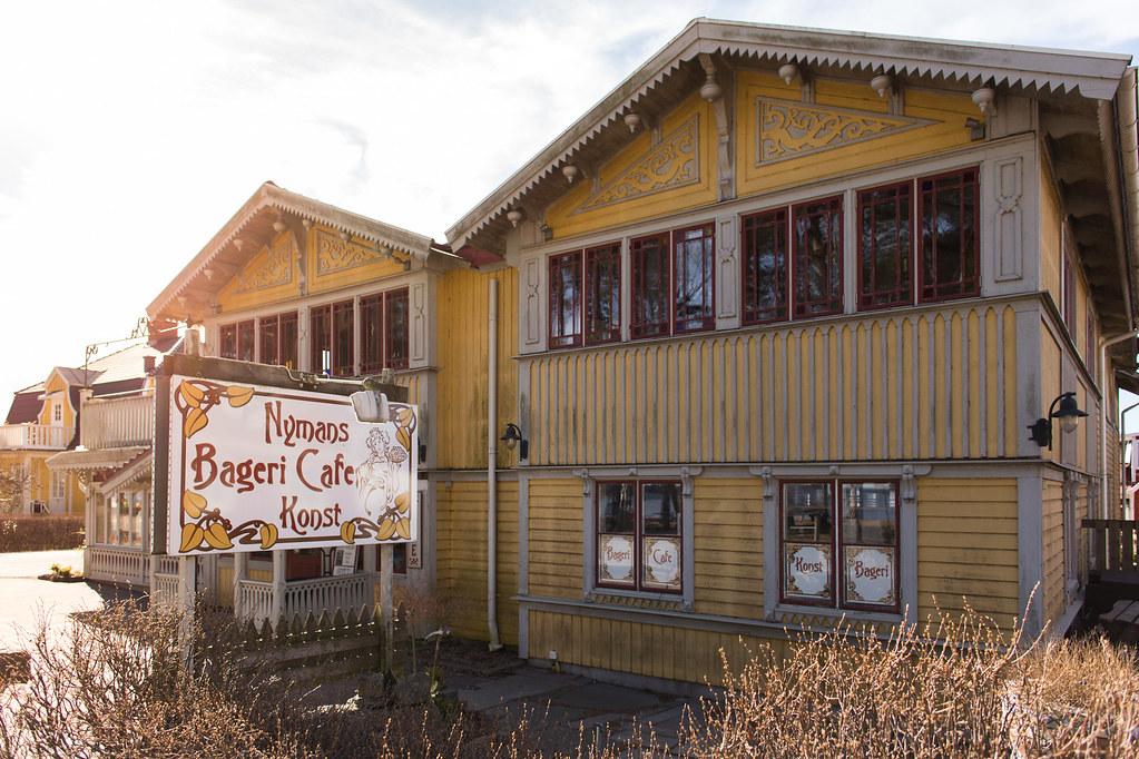 Nymans Café – Karlsborg