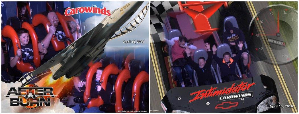 carowinds ride pics 4/10 2
