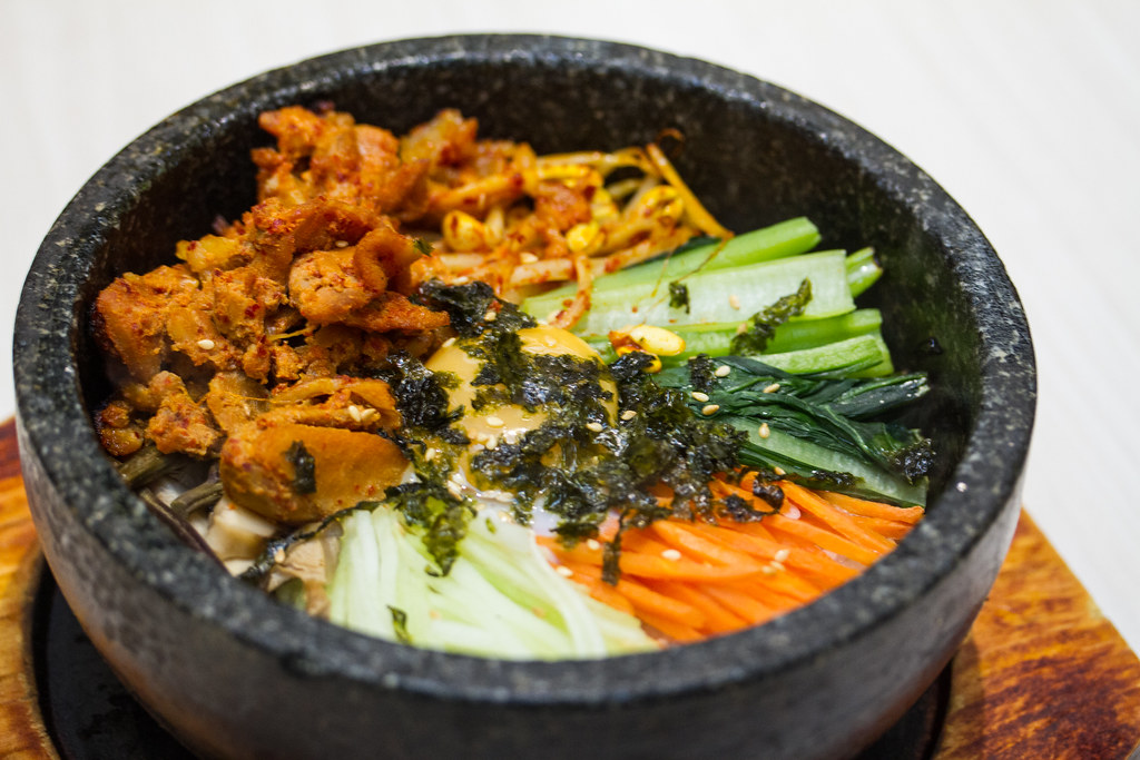 ION Food 1 for 1: Seoul Yummy bibimbap