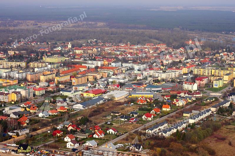 Pułtusk - odległa panorama IV.