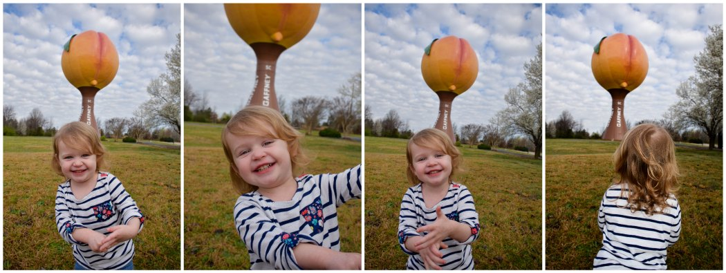ellie and the giant peach