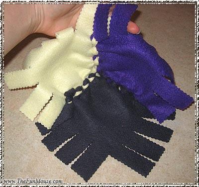 How to: No Sew Fleece Cube / Box Shelf 26299502625_b434a47c57